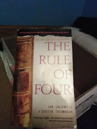 The Rule of Four (book) Gaithersburg, 20877