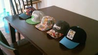 Brand new hats $30 for all five Riverside, 92504