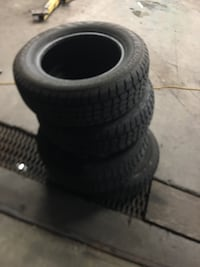 Toyota Siena winter tire 2004 to 2008 I just use for 7 month  Toronto, M3L 2J1