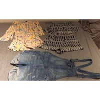 3 playsuits. Small Kristiansand S, 4635
