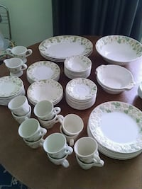 Daisy pattern china set Hagerstown, 21742