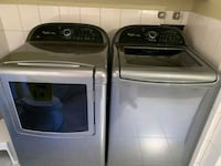 Whirlpool cabrio washer and dryer  Mississauga, L5N 1M4
