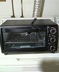 Black and decker toaster oven Columbus, 43228
