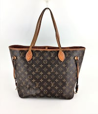 Louis Vuitton Monogram Neverfull MM Las Vegas