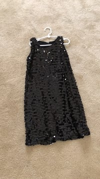 black and gray sleeveless dress Farmingdale, 11735