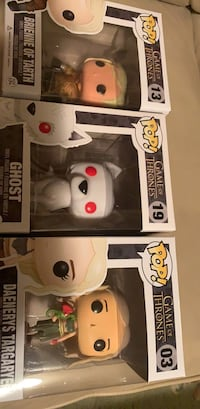 Game of Thrones Funko Pops Barrie, L4N 4P9
