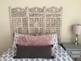 Urban Outfitters Queen Headboard / Room Divider