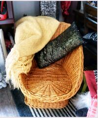 Wicker Chair, perfect for teens room. Add your own throw and cushions. London, N6L 1R4
