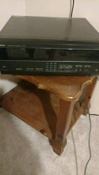 black Pioneer 1-DIN head unit Corinth, 12822