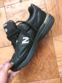 New Balance New Balance 993 special editions black leather