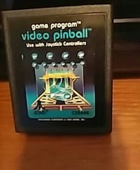 video pinball. cx2648 Weirton, 26062