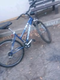 blue and black hardtail bike Simi Valley, 93065