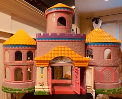 Dora sets with play house