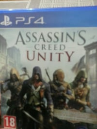 Assassin's Creed Unity PS4 oyun çantası 8414 km