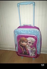 Disney /frozen girl backpack with wheels Bowie, 20715