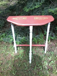 Upcycled occasional table Bracebridge, P1L 1X1