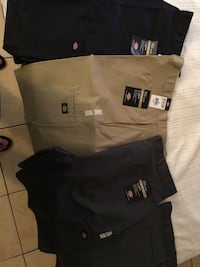 two black and white polo shirts Holtville, 92250