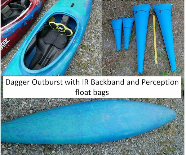 Old School Whitewater kayaks and gear
