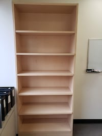 BOOKCASES FOR SALE null