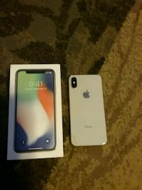 Silver iPhone X  Knoxville, 37912