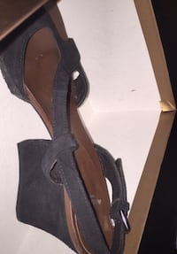 Zapatos Audley Negro