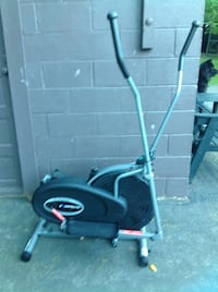 Air Elliptical exercise machine.  Keyser, 26726
