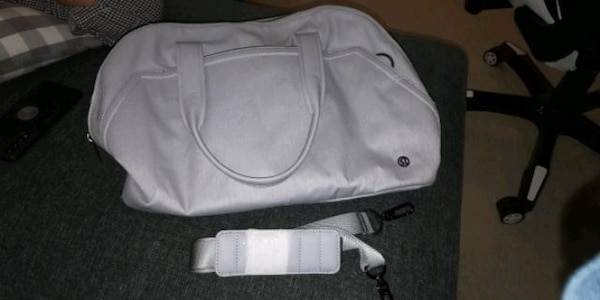 Lululemon Grey Bag 3