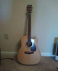 brown and black acoustic guitar Newport News, 23607