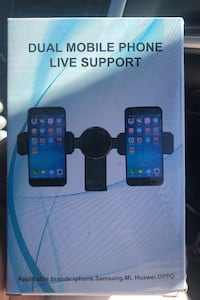 Live stream phone support