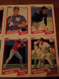 10 baseball cards Valley Stream