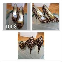 women's assorted pairs of pumps Toronto, M2J