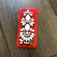 Neon Jelly Jeweled Skinny Dip iPhone 6/6s Case Manassas, 20109