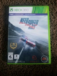 Need for speed rivals xbox360 Port Coquitlam, V3B 8C1