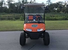 2/0/1/6 golf cart e/z/g/o for sale one beautiful