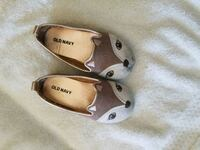 Old Navy Toddler girl flat shoes size #6c Chicago, 60652