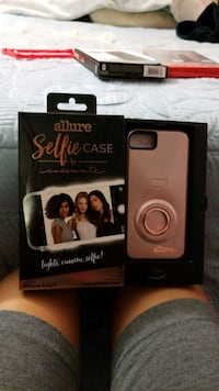 Selfie Rose Gold Case