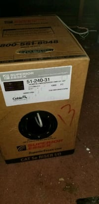 CAT 5 CABLE . SUPERIOR ESSEX  Toronto
