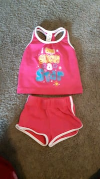 George brand outfit size 03 months Whitby, L1N 3C7