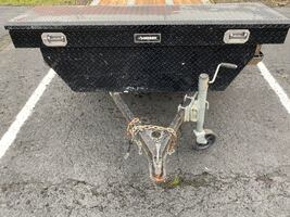 Husky Black Stainless Steal Truck Box