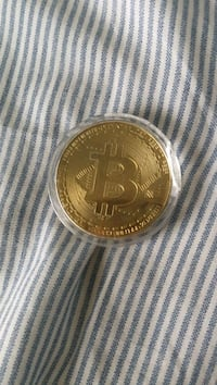 Bit Coin de oro  Madrid