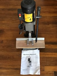 Professional Woodworker Mortising Machine