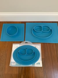 Kids placemats plates  Leesburg, 20175