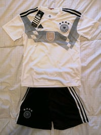 GERMANY World Cup kids kit( Jersey + shorts )  Mississauga, L5B 4M9