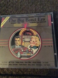CD The big Band Era vol 9 34 km