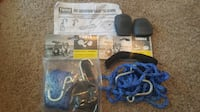 blue and black corded electronic device Martinsburg