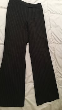 black and gray pinstripe pants Englewood, 34223
