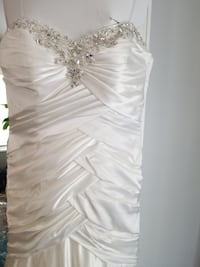 Mori Lee Wedding Dress  WOODBRIDGE
