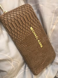 Michael Kors purse leather snakeskin  Leicester, LE3 3DX