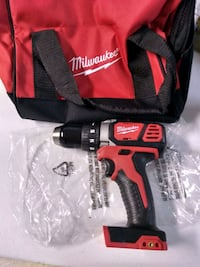 Milwaukee M18 drill driver tool  St. Peters