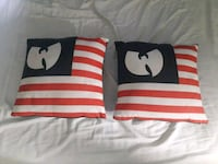 Wu Tang Clan Pillows  Fairfax, 22031